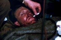 smoking soldier